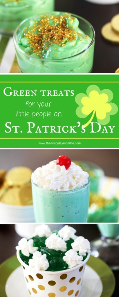 green food for st. patrick's day - The everyday mom life