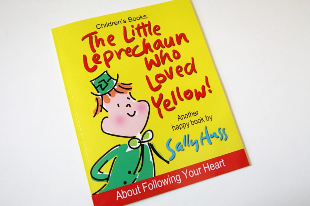 The Little Leprechaun Who Loved Yellow