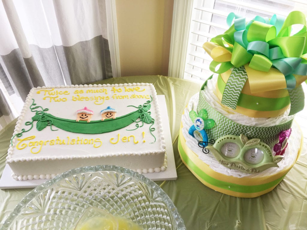 Diaper Cake Craft For The Mommy-To-Be