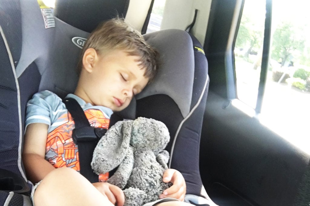 When Should Kids Stop Taking Naps