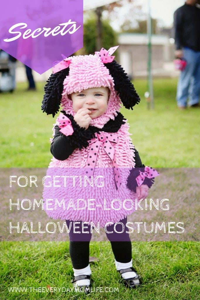 homemade looking halloween costumes the everyday mom life