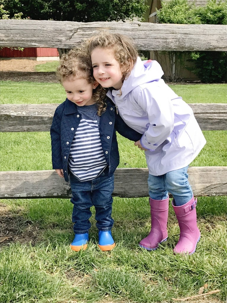 Kamik Rain Boots for Kids Product Review - The Everyday Mom Life