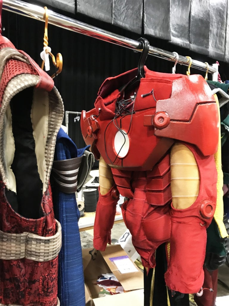 Iron Man's Costume for Marvel Universe Live! Age of Heroes - The Everyday Mom Life