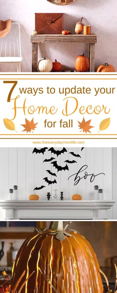 7 Ways To Update Your Home Decor For Fall The Everyday