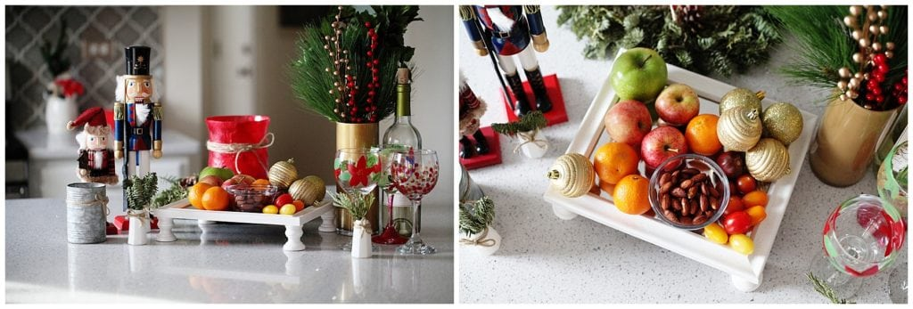 Christmas Decor On A Budget - The Everyday Mom Life