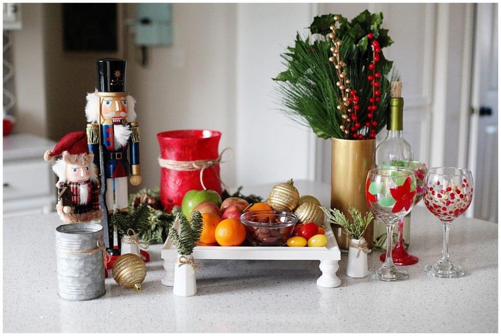 Christmas Decor On A Budget - The Everyday Mom Life