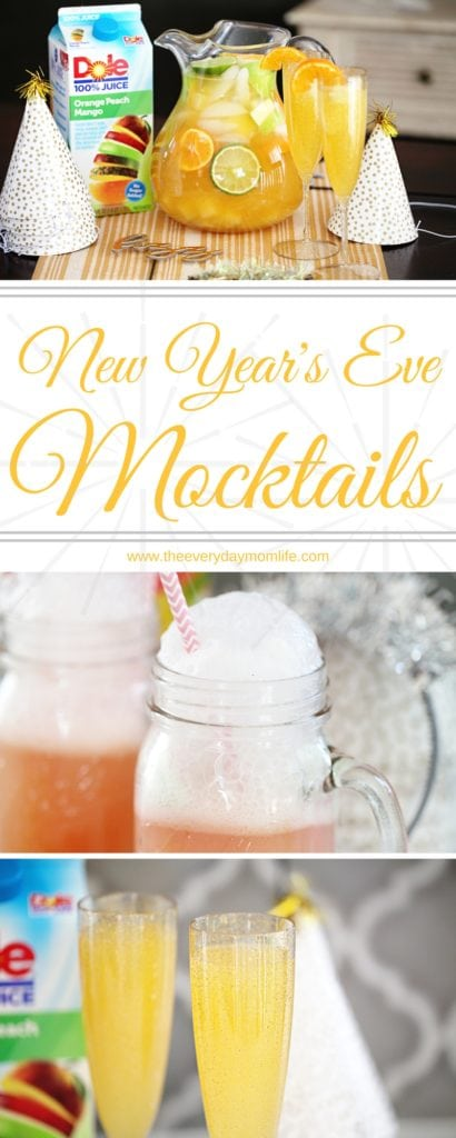 mocktails - The everyday mom life