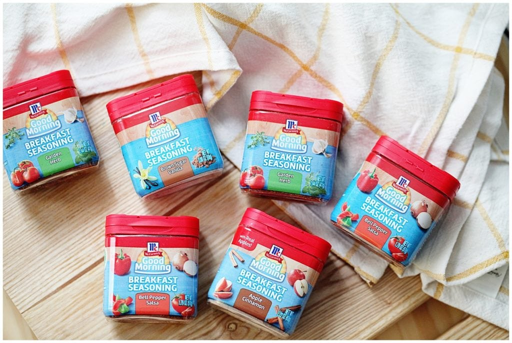McCormick Good Morning Breakfast Seasoning - The Everyday Mom Life
