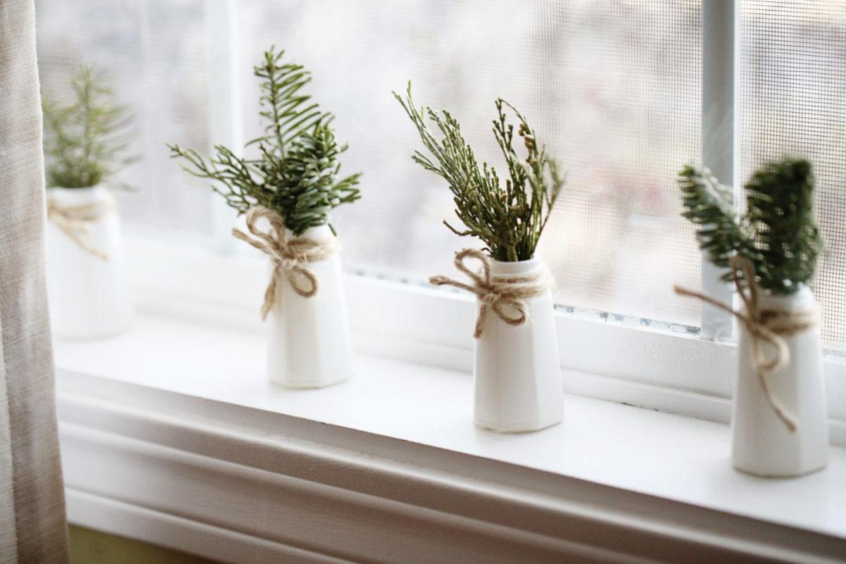 Diy Mini Bud Vase Craft