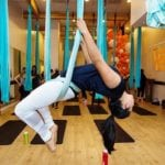 9 Learnings From My First Aerial Yoga Class With Well Yes!