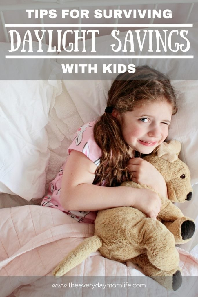 Surviving Daylight Savings With Kids