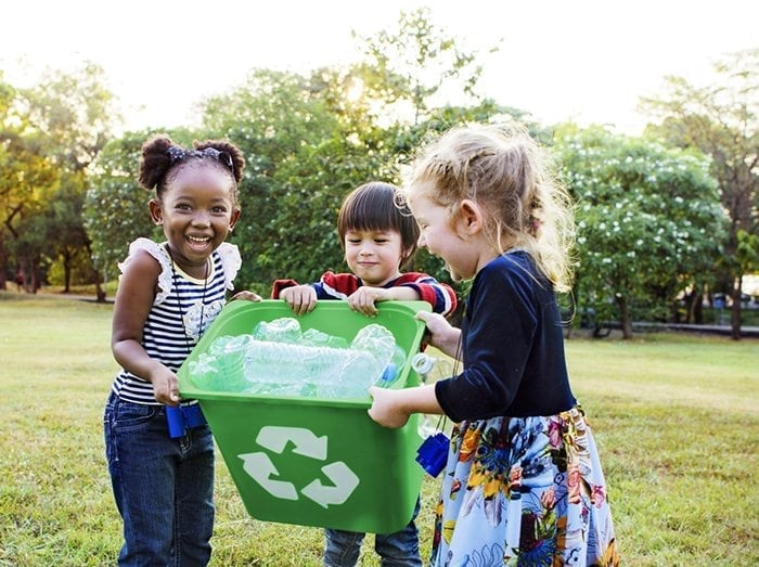 Love the Earth! Earth Care Activities for Parents and Kids