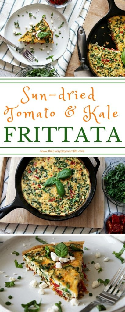 frittata recipe - The Everyday Mom Life