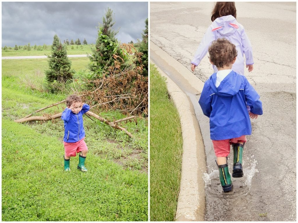 bad weather - the everyday mom life
