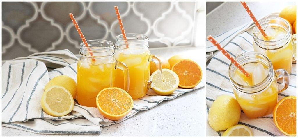 Homemade lemonade - the everyday mom life
