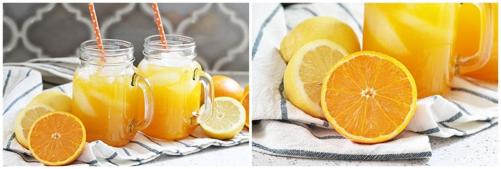 Homemade lemonade - the everyday mom life
