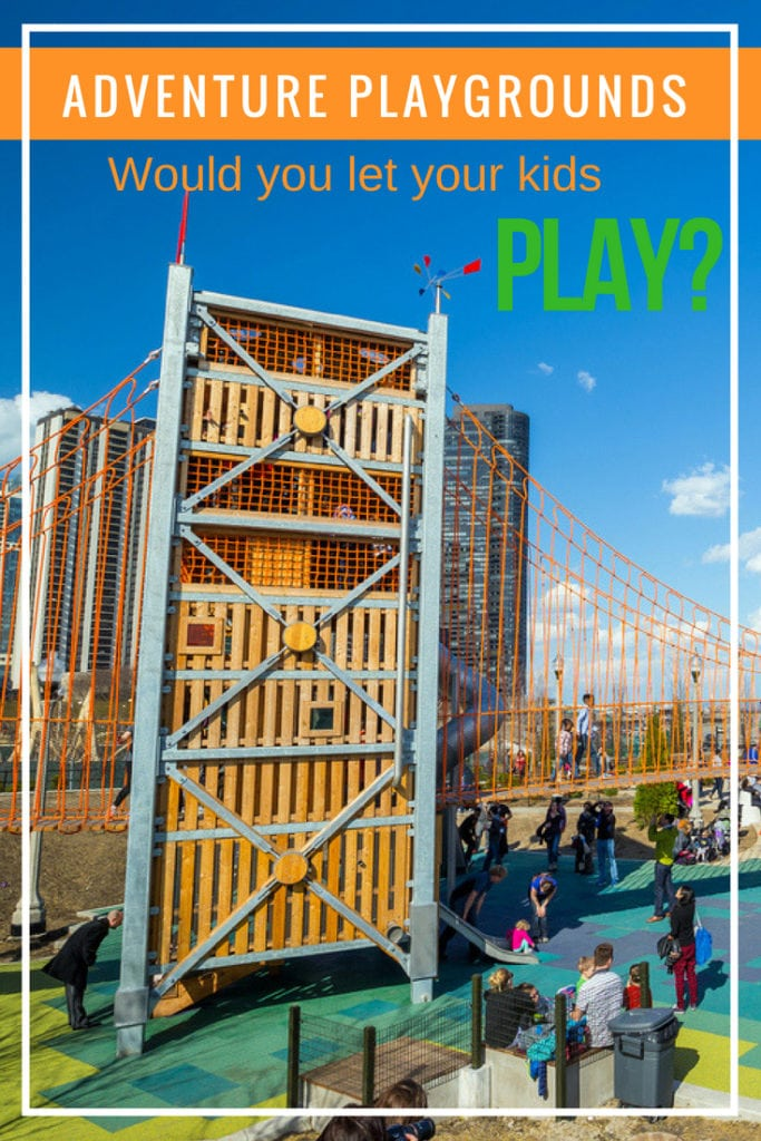adventure playgrounds - The Everyday Mom Life