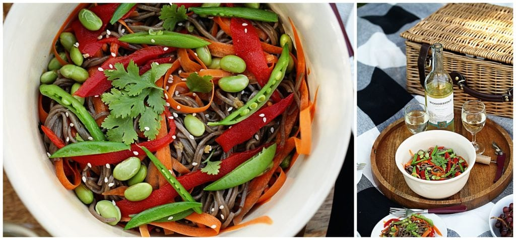 soba noodles recipe - The Everyday Mom Life