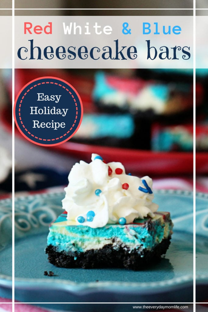 Cheesecake bars - The everyday mom life