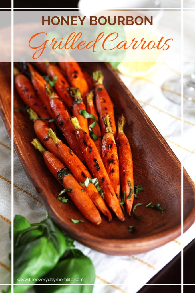 grilled carrots - The Everyday Mom Life