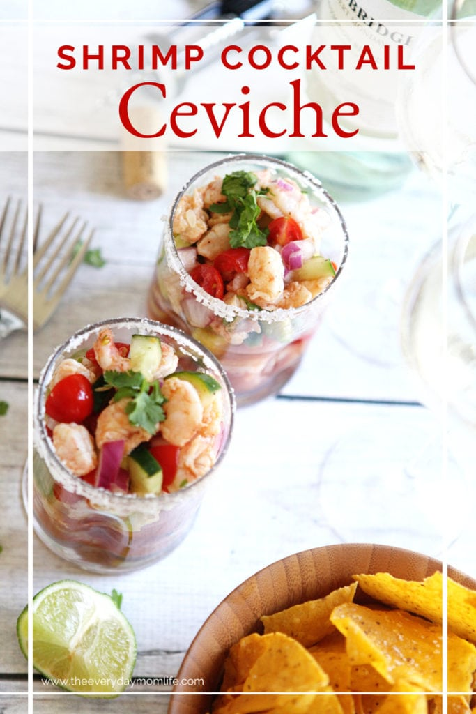 how to make shrimp ceviche cocktail