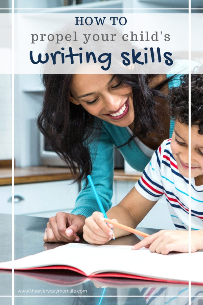 how to improve writing skills - The Everyday Mom Life