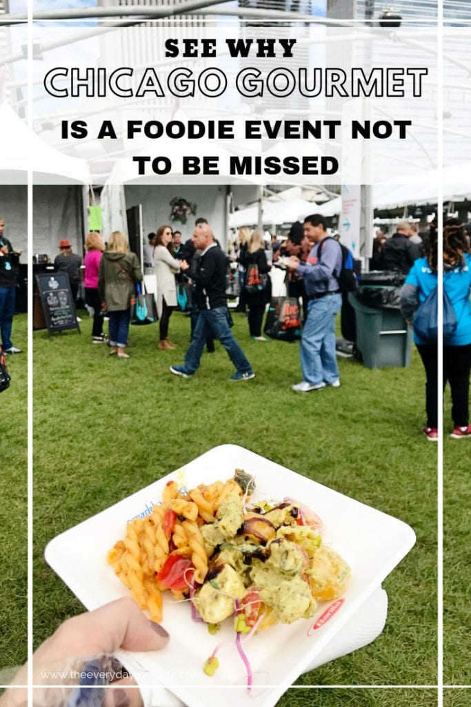 Chicago gourmet - The Everyday Mom Life
