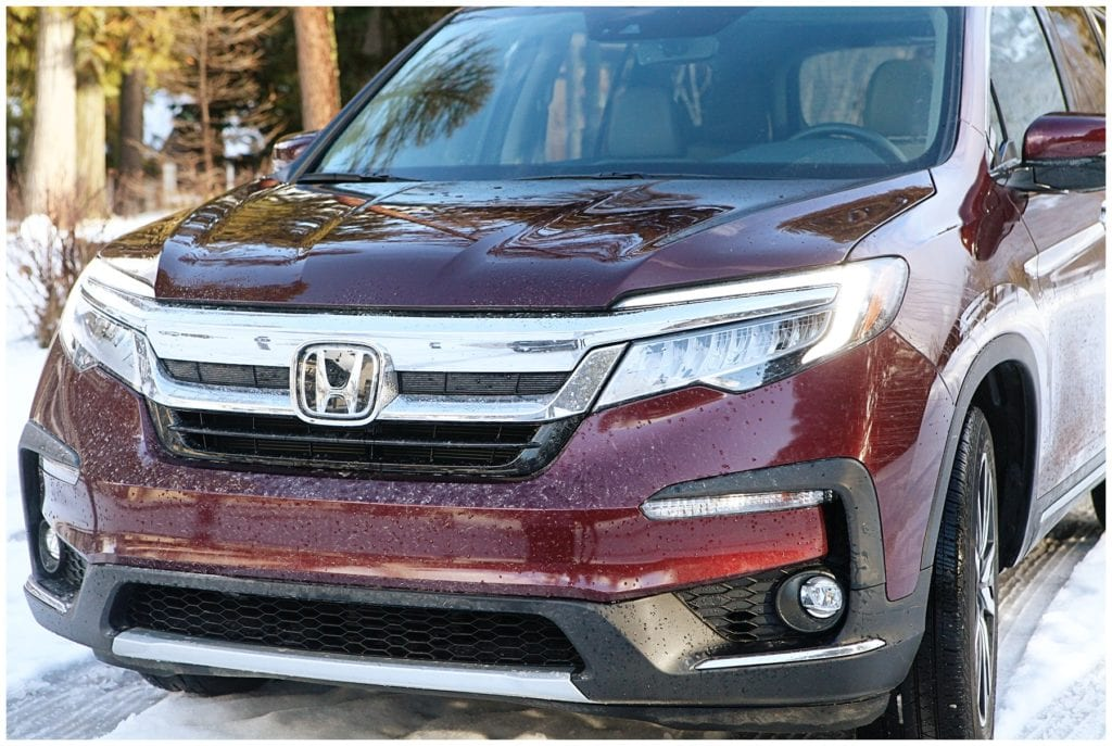 2019 Honda Pilot - The Everyday Mom Life