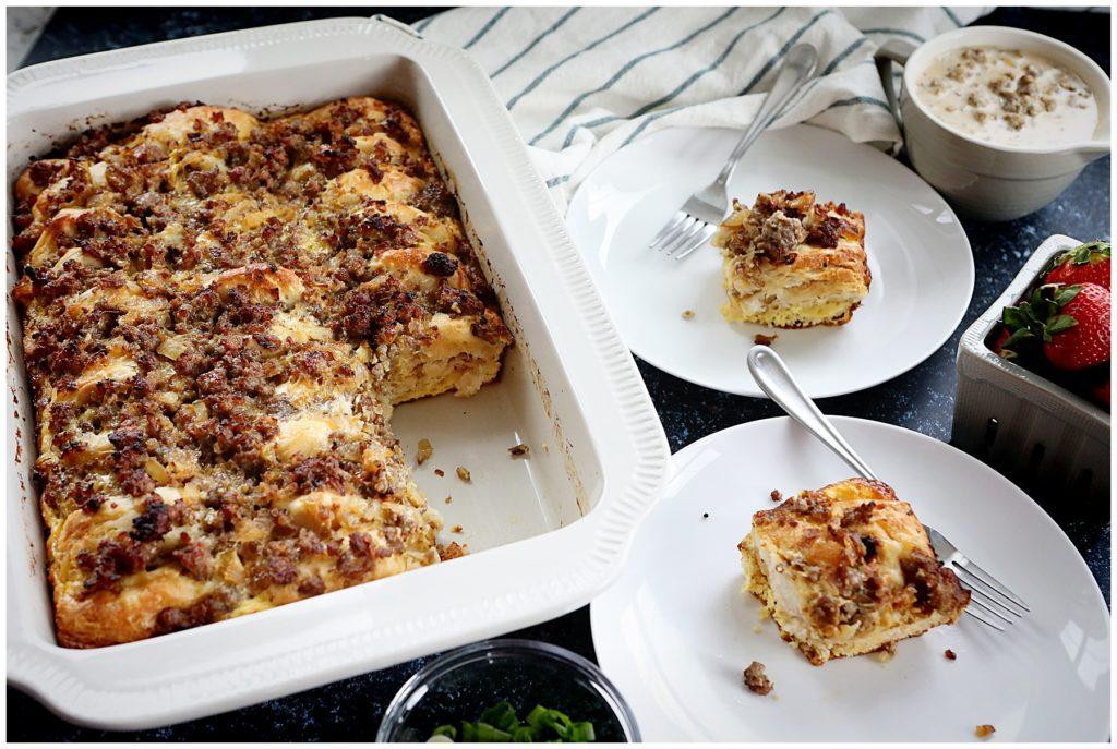 4 Easy Brunch and Breakfast Casseroles