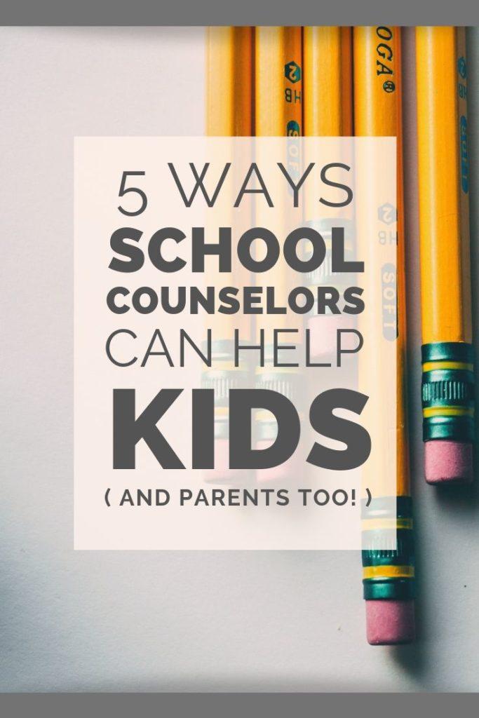 5 Ways School Counselors Can Help Kids