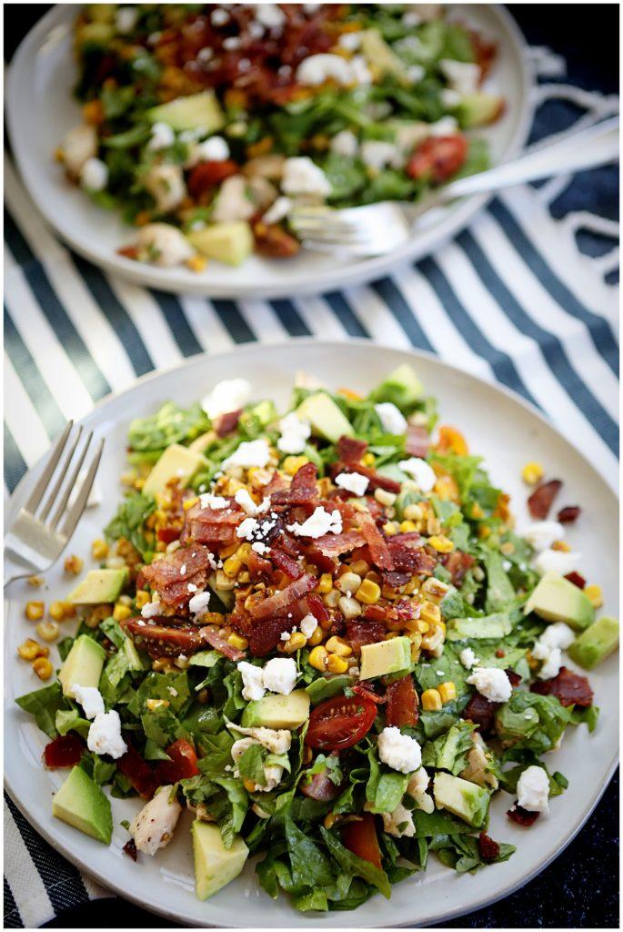 Summer BLT Chopped Salad