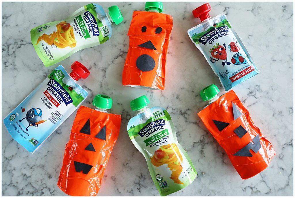 Nutritious Halloween Treats