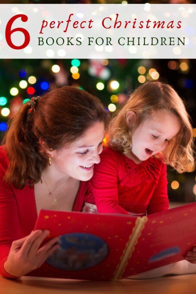 6 Christmas books for kids