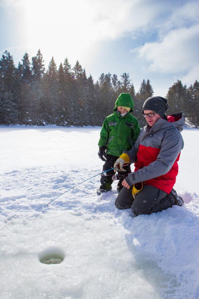 Fun family winter activities